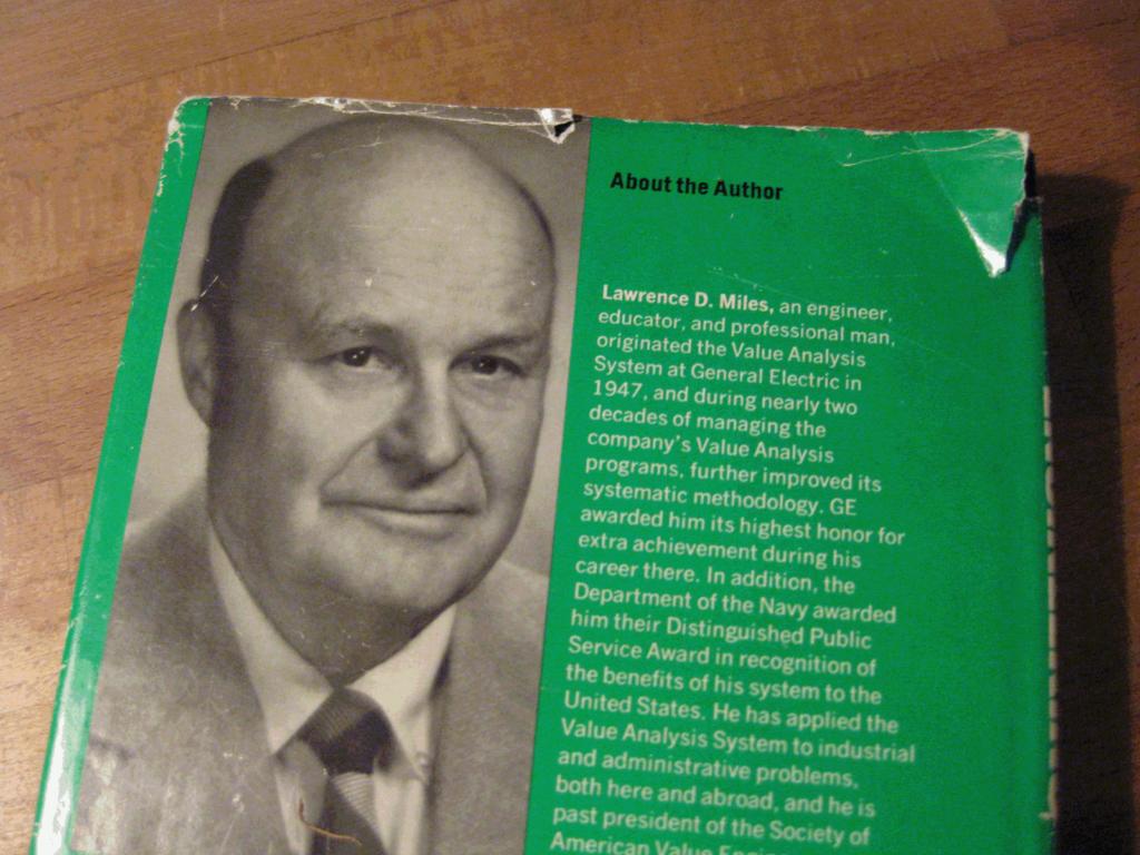 Buch von Larry D. Miles